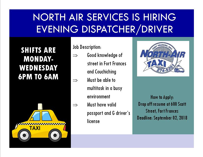 Dispatcher Driver Ncds